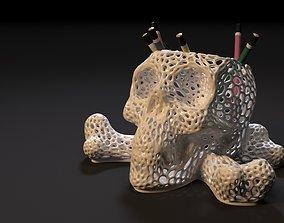 3D print model Pirate skull decor