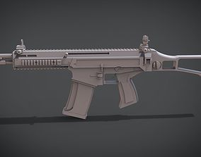 3D printable model CZ 805 Bren