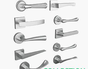 3D 65 Door handles collection