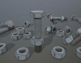 3D asset realtime Bolts