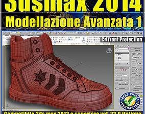 3ds max 2014 Modellazione Avanzata 1 v 23 Italiano cd