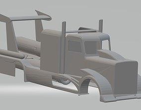 Shockwave Jet Truck Printable