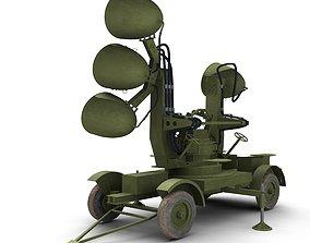 Mobile Sound Locator 3D model