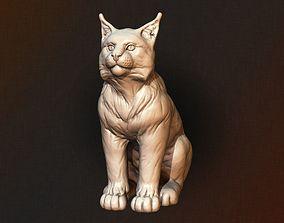 3D printable model Lynx Kitten