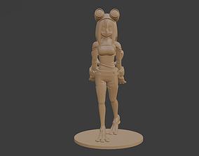3D print model Tsuyu Asui