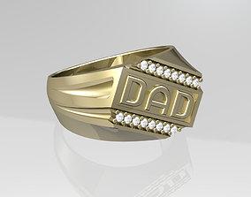 DAD ring 2 3D printable model