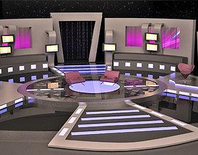 Virtual TV Studio 3D