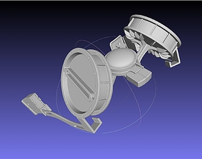 Attack On Titan 3D Maneuvering Gear Printable Model