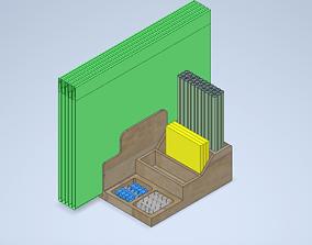 3D printable model Desk Organizer