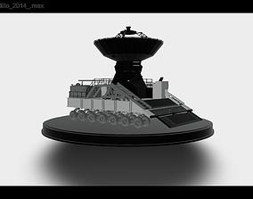 3D printable model Military vehicle