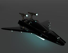 3D model SPACESHIP sci-fi