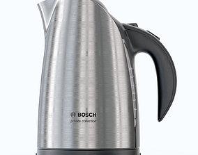 Teapot BOSCH TWK 6801 3D model