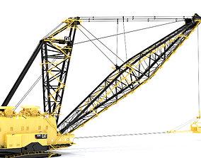 Dragline 3D model