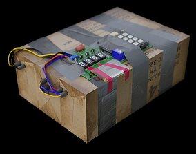 C4 Explosive 3D model other