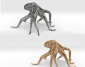 3D printable model games Octopus
