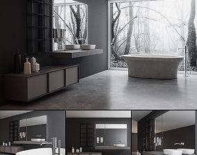 3D model Bathroom furniture set Bespoke