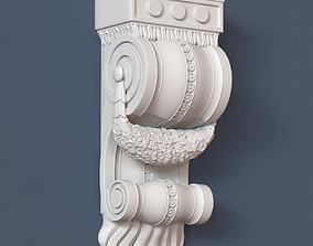Decorative Corbel 3D decor