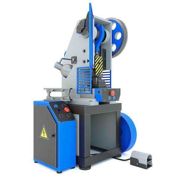 Industrial machine tool mechanical press K2116B