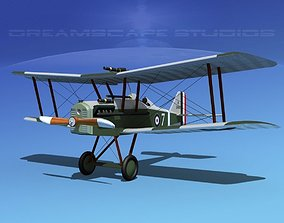 RAF SE-5A Fighter V14 3D
