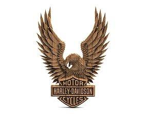 3D print model Harley davidson CNC 8