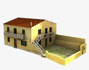 3D model Village Home N-E