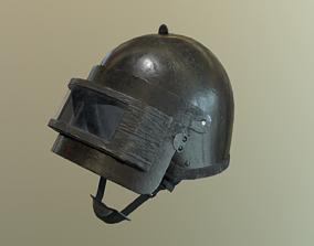 3D asset Russian helmet K6-3