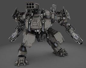 3D model V-Mech 2