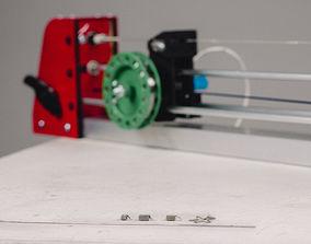 3D printable model Coil builder auto for vape