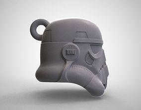 Stormtrooper Keychain 3D printable model