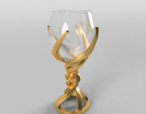 Drinking Glass 3D