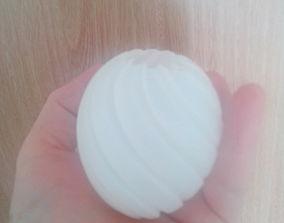 3D printable model Egg vase