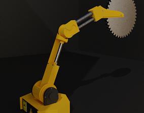 3D model Robotic blade