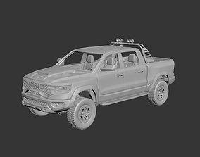 Dodge Ram 1500 TRX 2021 3D printable model