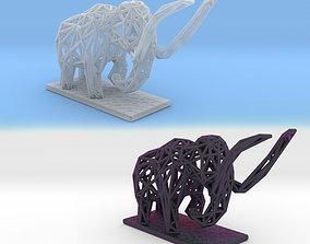 Mammoth 3D print model