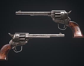 3D model Colt Single Action Army