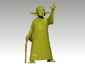 YoGandhi 3D print model