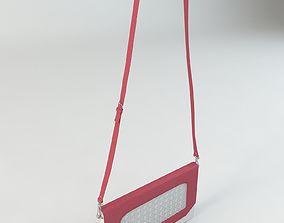 Woman Designer Handbag 3D model