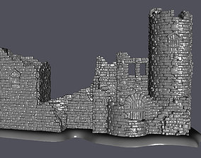 3D printable model Medieval fortress