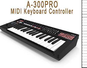 Keyboard Controller 3D