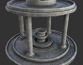 3D model Ancient Altar