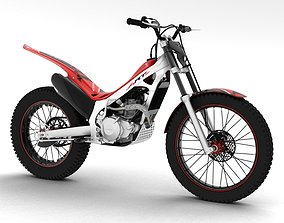 3D Montesa Cota 4RT 260 2014