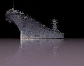 3D IJN Yamato