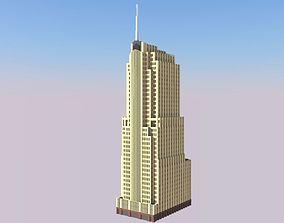 NBC Tower Chicago 3D print model