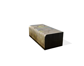 Old Cargo Box by Clinton Auguste 3D asset