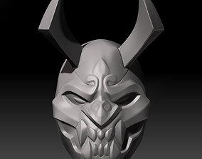 Shen Blood Moon helmet 3D printable model