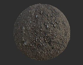 Ground Material 3D