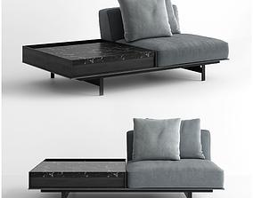 Lema Yard Sofa Unit 06 3D model