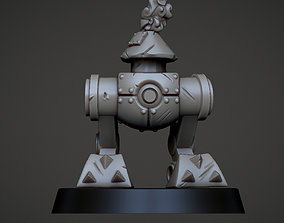 3D printable model Tinbot