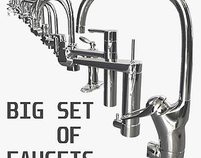 3D Faucets collection mixer
