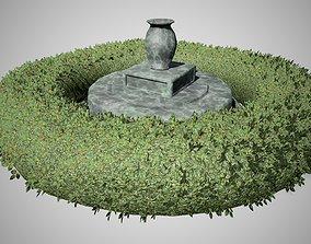 3D model Burford Holly Circle